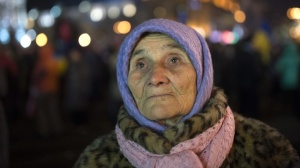 This supporter of the Ukraine joining the EU has received her reward: a 50% cut in her pension