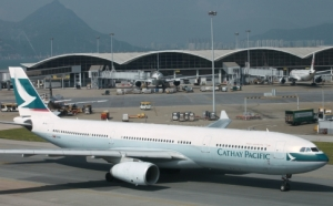 Cathay will start withholding tax from the second quarter of the year.
