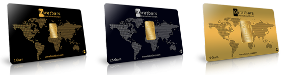 KB Gold Cards